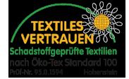 Certificat Eko-Tex pentru ciorapi medicinali Memory