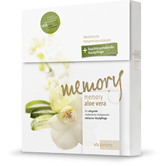 Prezentare cutie Memory Aloe-Vera